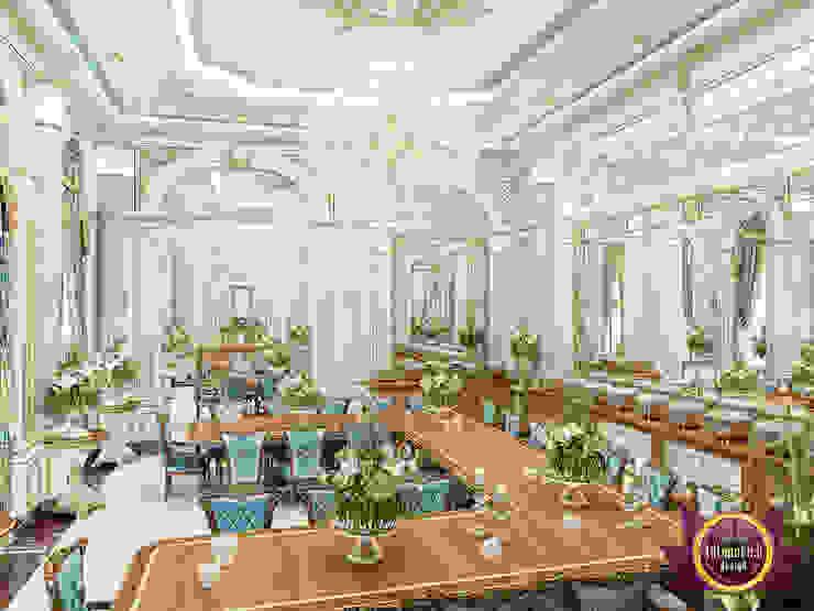Luxe Designer For Dining Room by Luxury Antonovich Design