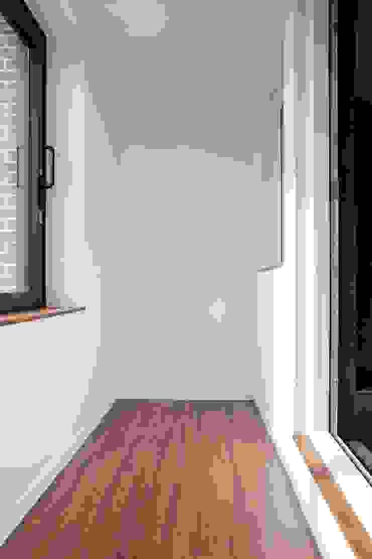 호캉스가 안부러운 럭셔리 전원주택 모던스타일 피트니스 룸 by 주식회사 큰깃 모던