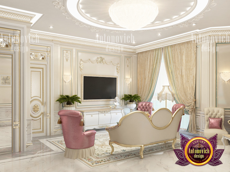 Color Palette Expert Chief Designer by Luxury Antonovich Design