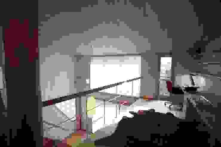 Scandinavian style study/office by 株式会社高野設計工房 Scandinavian