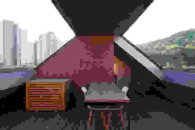 옥상 입니다. 위드하임 발코니