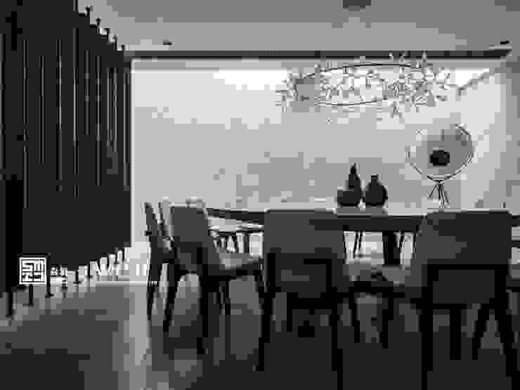 淬鍊光域 根據 森境室內裝修設計工程有限公司 現代風