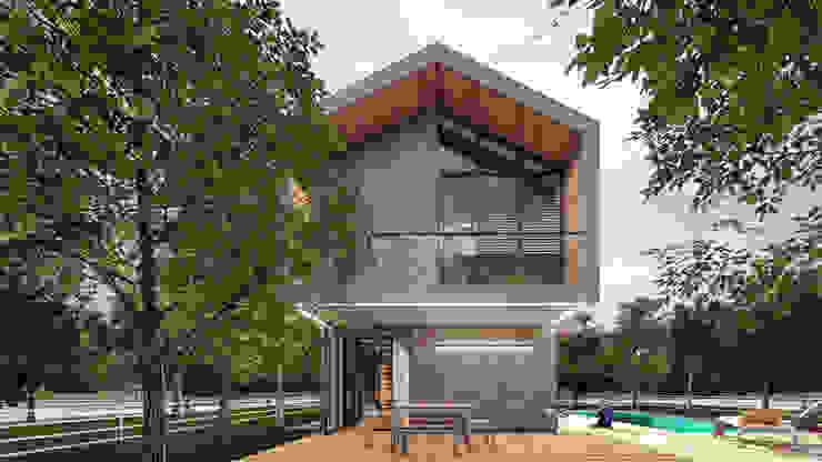 SM Evi - Marmaris Lot Studıo Mimarlık Modern