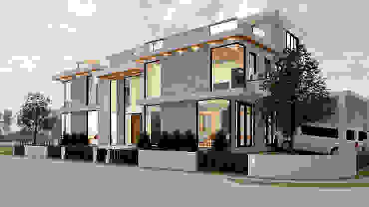 3-Storey Residence Treveia Nuvali Studiolo Incorporated