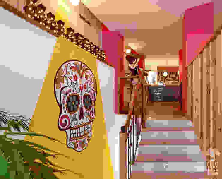 Entrada al restaurante Gastronomía de estilo ecléctico de MEDITERRANEAN FUSION S.L. Ecléctico