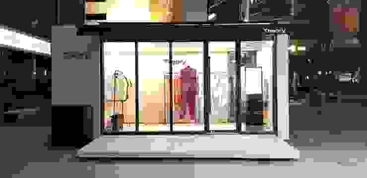 대전점 모던 스타일 쇼핑 센터 by 한성모듈러(주) 모던