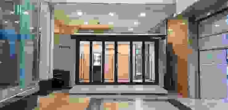 명동점 모던 스타일 쇼핑 센터 by 한성모듈러(주) 모던