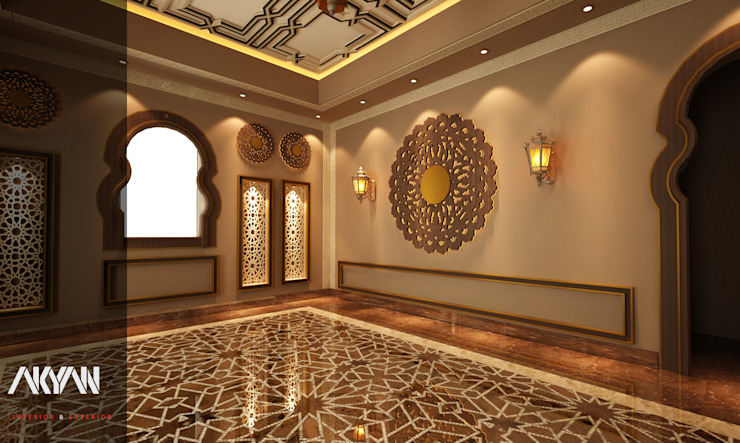 eclectic  by AKYAN SQUARE, Eclectic Wood Wood effect