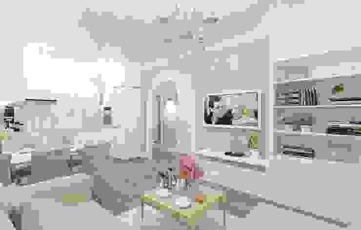 Salas de estilo clásico de Vision Design Clásico