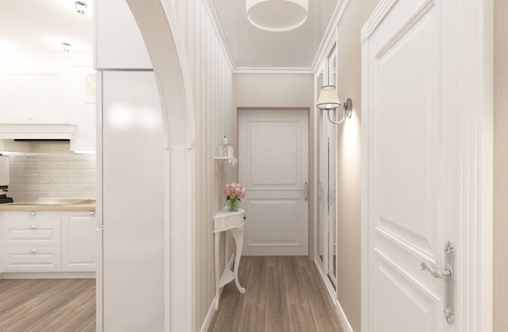 Corridor and hallway by Vision Design, Classic