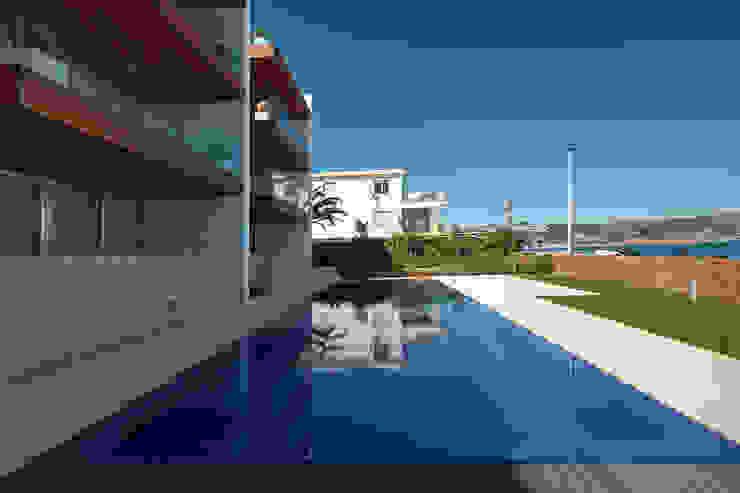 Hotel Margarita: Villas de estilo  por Grupo Viesa,