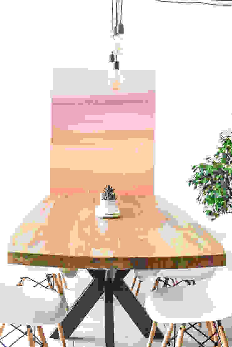Inspiration Forestière Salle à manger scandinave par Agence Maïlys MOUTON Scandinave