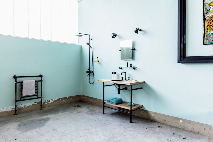 NEVOBAD Industrial style bathroom