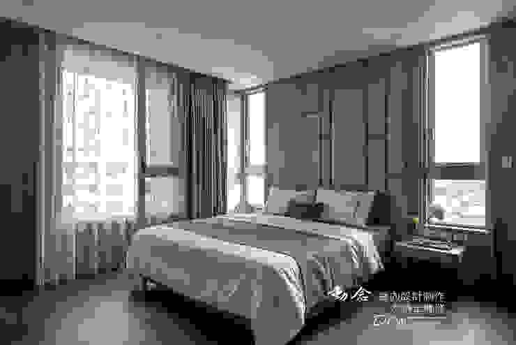 Kamar Tidur Modern Oleh 木博士團隊/動念室內設計制作 Modern