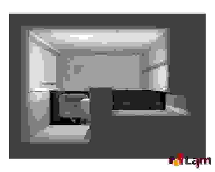 by LAM Arquitetura | Interiores 모던