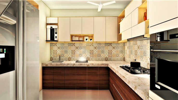 Kitchen by DESIGN EVOLUTION LAB,