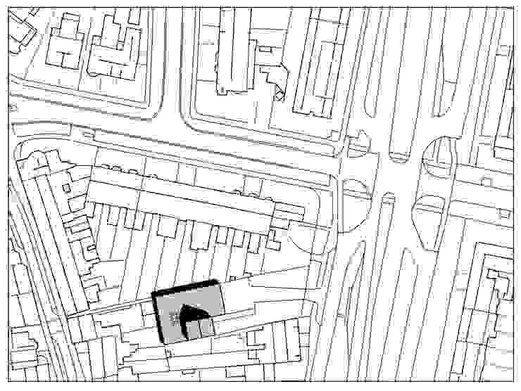 Herbestemming loods tot kantoorpand Industriële kantoor- & winkelruimten van Verheij Architecten BNA Industrieel