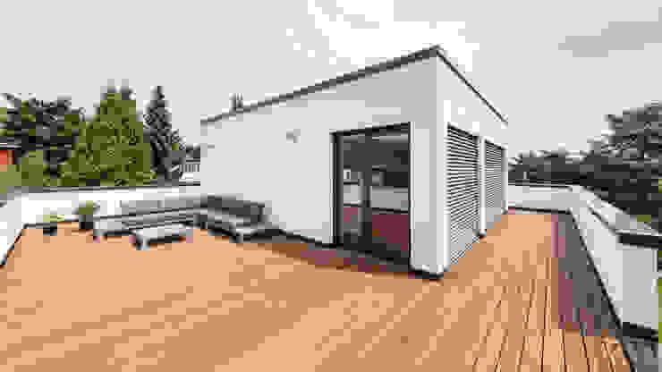 Karl Kaffenberger Architektur | Einrichtung Balcones y terrazas de estilo moderno