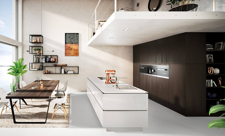 by LWK Kitchens SA Modern