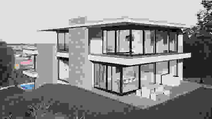 Jardin moderne par Karl Kaffenberger Architektur | Einrichtung Moderne