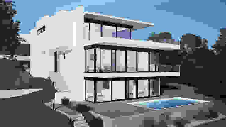 Piscinas de estilo moderno de Karl Kaffenberger Architektur | Einrichtung Moderno