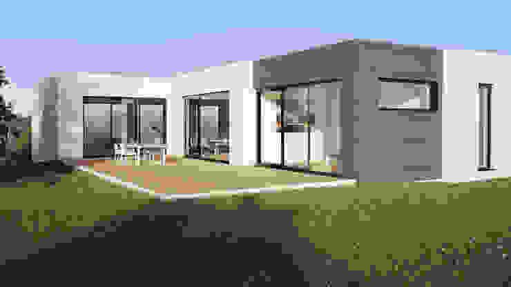 Balcon, Veranda & Terrasse modernes par Karl Kaffenberger Architektur | Einrichtung Moderne