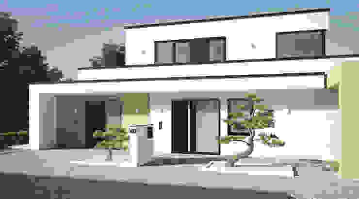 Casas de estilo moderno de Karl Kaffenberger Architektur | Einrichtung Moderno