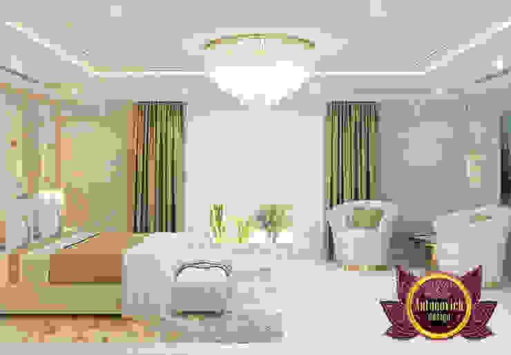 Top Outstanding Materials for Bedroom by Luxury Antonovich Design