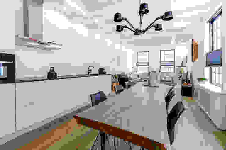 Salon moderne par MIRA Interieur & Meubelontwerp Moderne