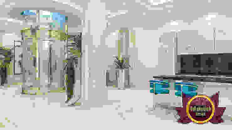 Elagant Pool Design by Luxury Antonovich Design