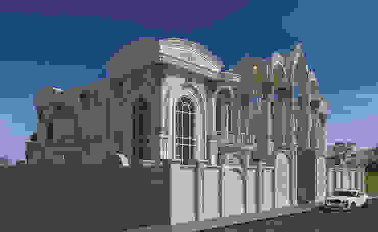 Exterior Design Of Extravagance by Luxury Antonovich Design