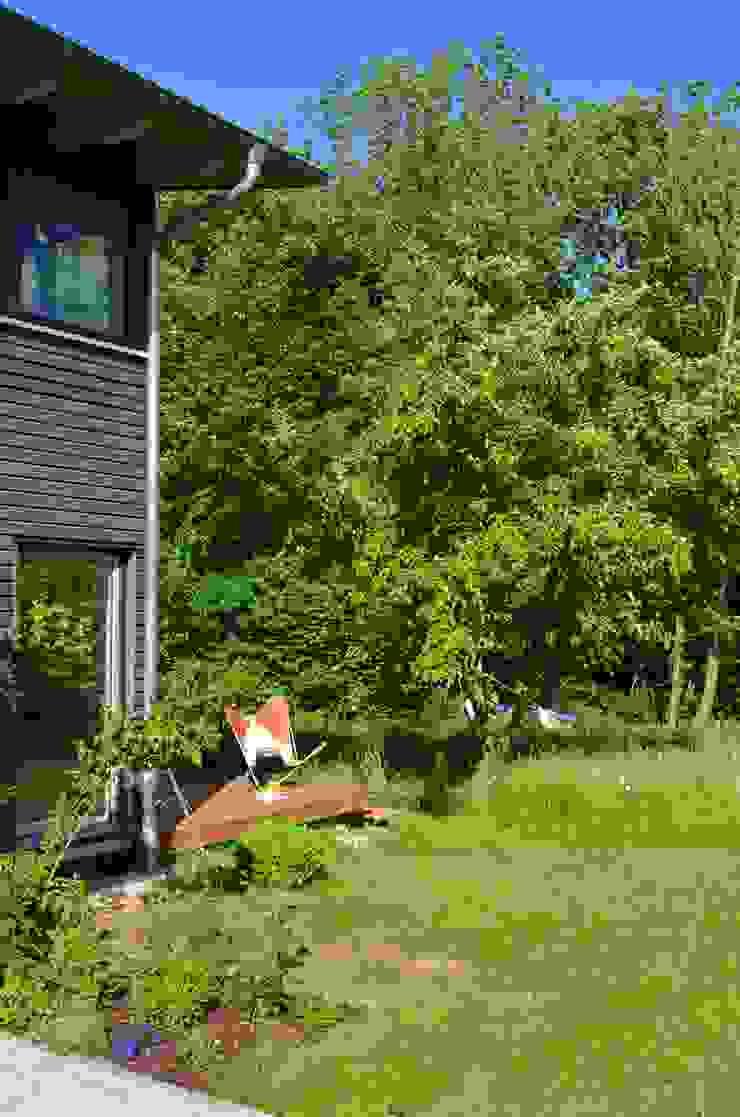 Terrasse von gondesen architekt Modern Holz Holznachbildung