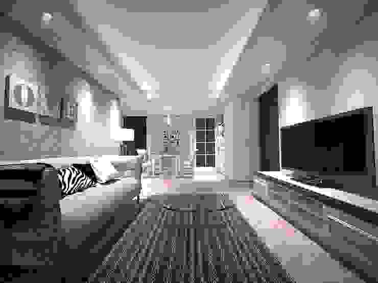 清新古典 根據 c+室內設計工作室 古典風