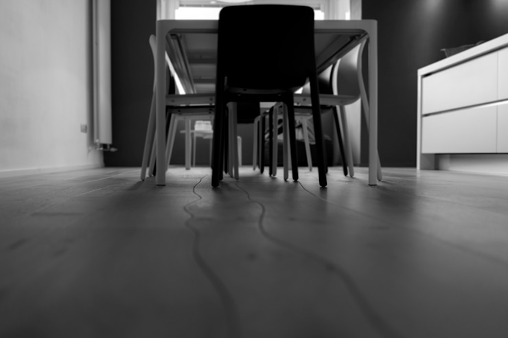 Bolefloor ห้องทานข้าว ไม้