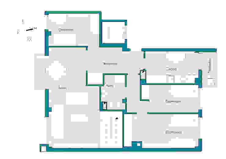 Plano para piso en Venta de Photoplan3D