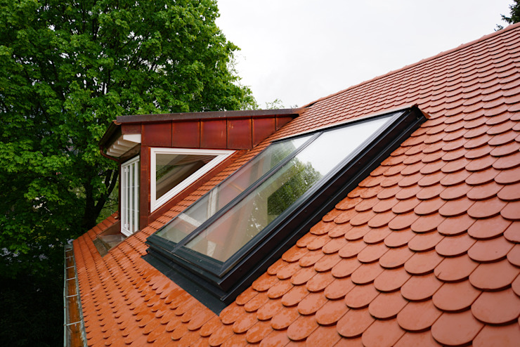 Dachfenstar Dachschiebefenster Comfort All in One von DachfenStar Modern