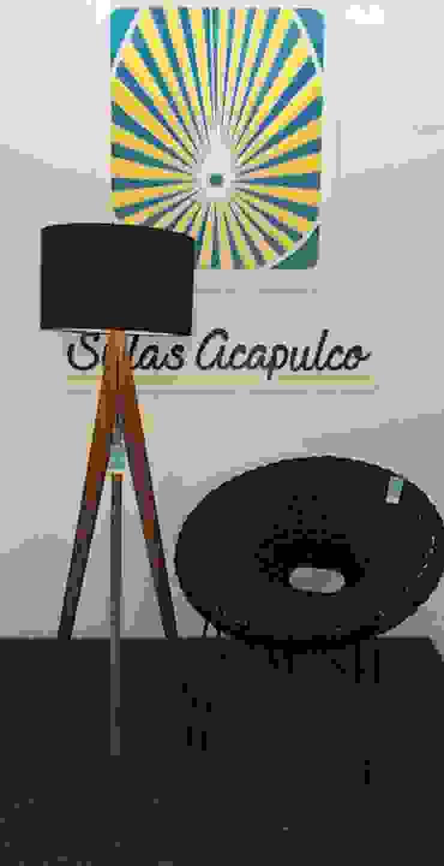 Sillas Acapulco varios modelos:  de estilo tropical por SILLAS ACAPULCO ESTILO RETRO , Tropical