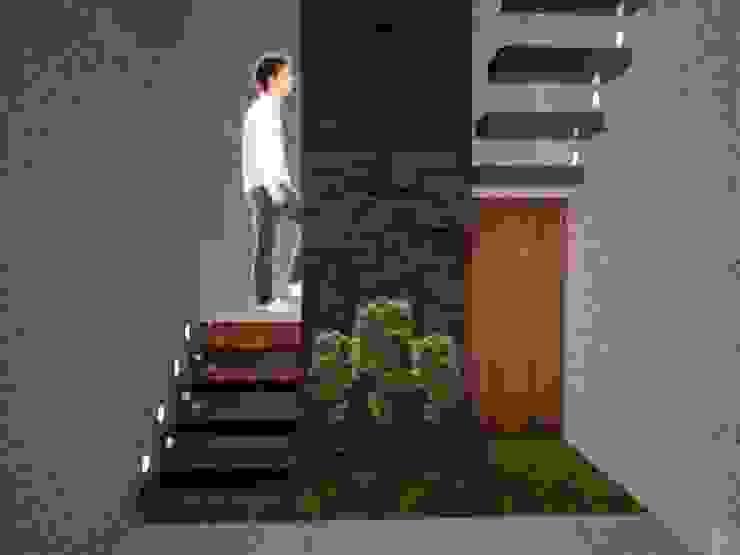 根據 MSG Architecture SA DE CV 現代風 石器