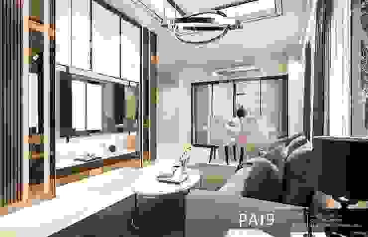 Ruang Keluarga Modern Oleh PAI9 Interior Design Studio Modern