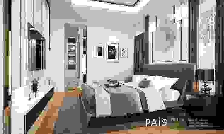 Oleh PAI9 Interior Design Studio Modern