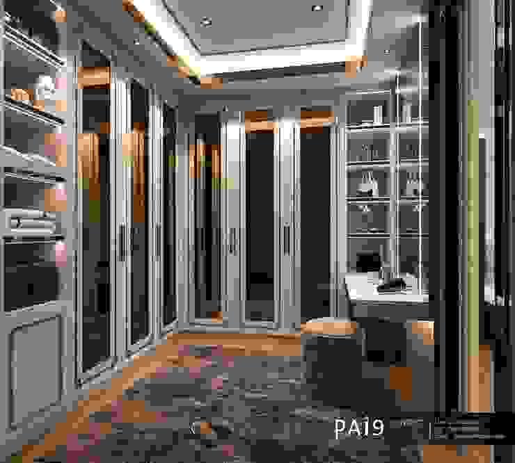 Ruang Ganti Modern Oleh PAI9 Interior Design Studio Modern