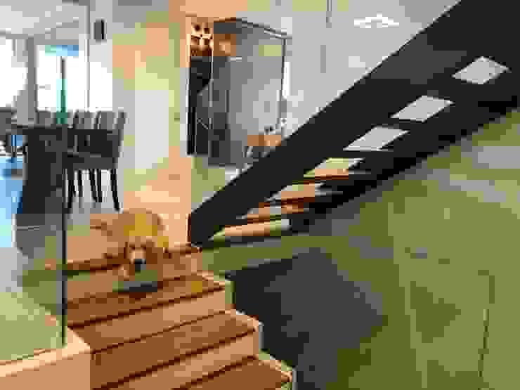 Lucia Helena Bellini arquitetura e interiores Stairs