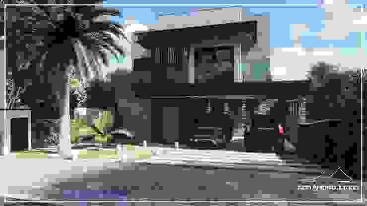 de Juan Jurado Arquitetura & Engenharia Rústico Hierro/Acero
