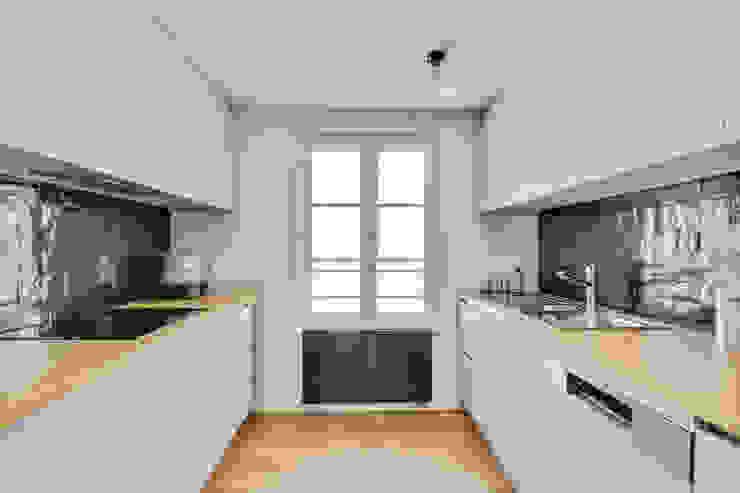 Agence KP Modern kitchen