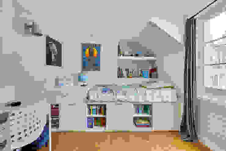 Agence KP Boys Bedroom