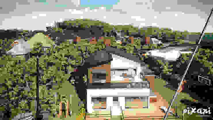 PIXANI STUDIOS Modern Houses