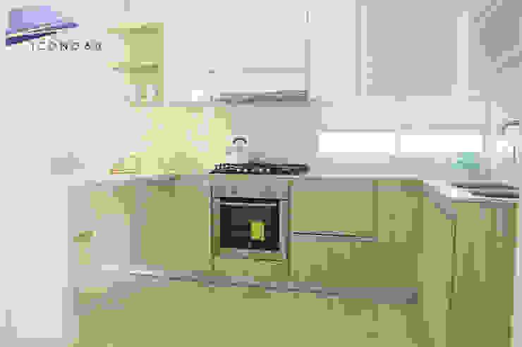 COCINA Cocinas modernas de Diseños y construcciones Dyco Moderno