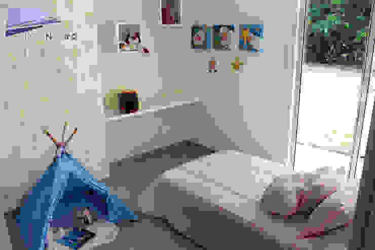 ALCOBA AUXILIAR Habitaciones para niños de estilo moderno de Diseños y construcciones Dyco Moderno