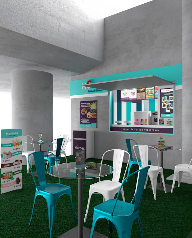 by Pragma - Diseño Modern