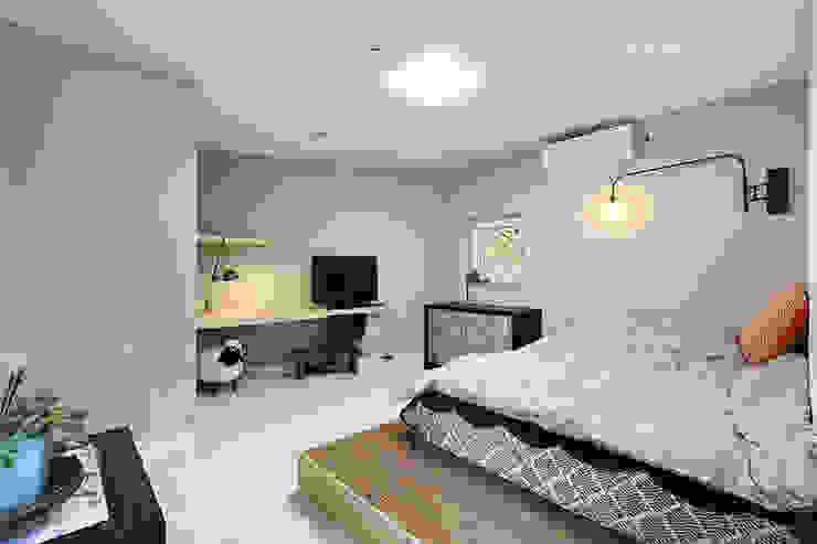 by 주택설계전문 디자인그룹 홈스타일토토 Modern Chipboard